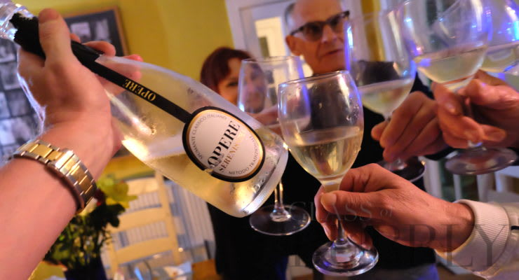 Which Italian Fizz Can Impress Italian Friends And Cooking photo