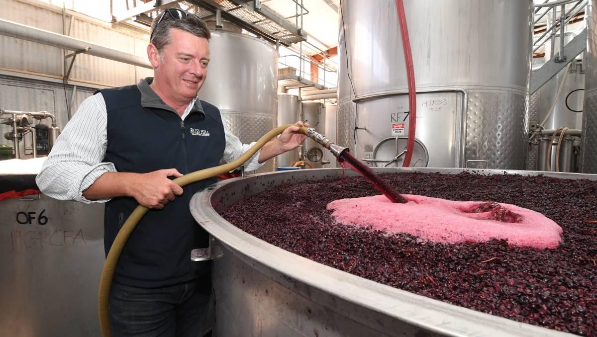 Best Winery Cellar Doors In The Orange Region Are Named photo