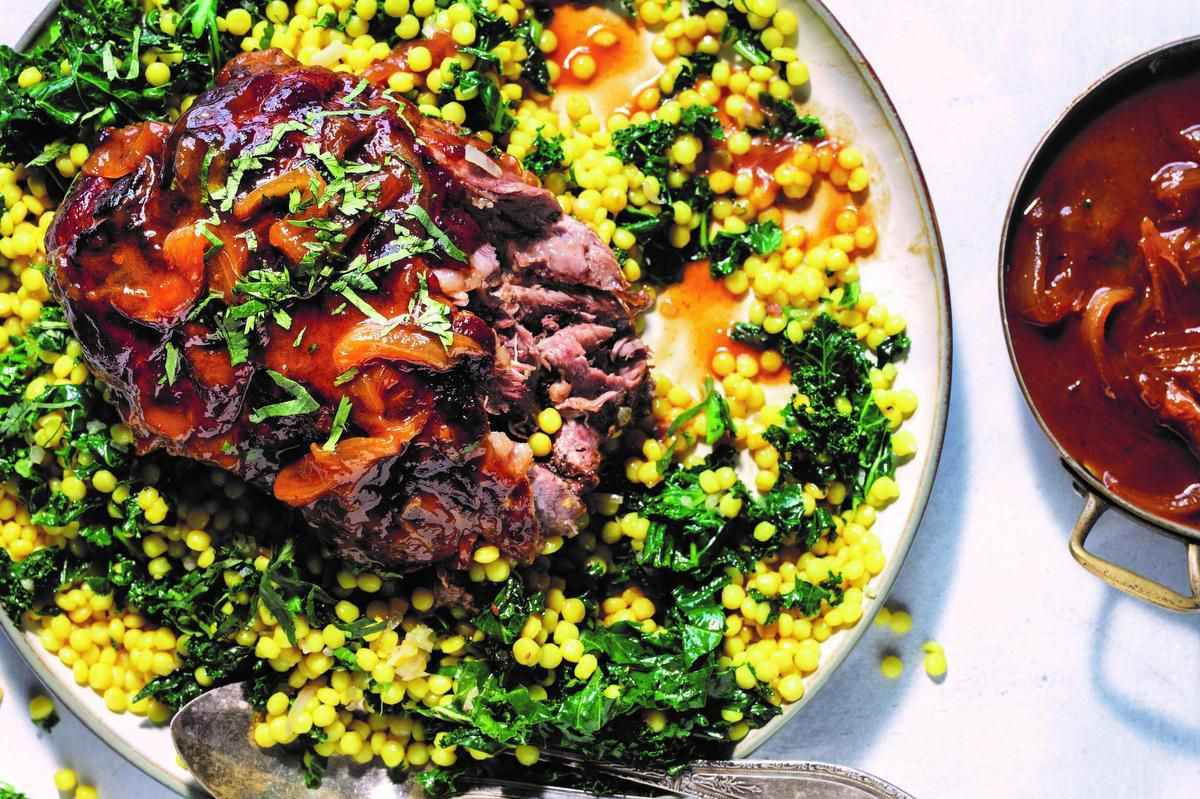 Create A New Family Ritual With Sweetly Flavoured Lamb photo