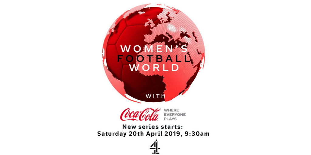 Coca-cola Bankrolls Channel 4 Women?s Football Show Ahead Of The World Cup photo