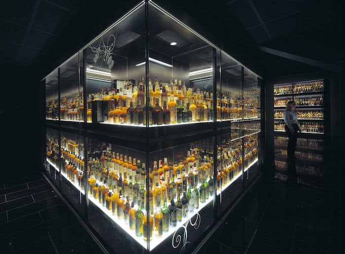 Massive Scotch Whisky Collection In Edinburgh To Stay On Display For A Decade photo