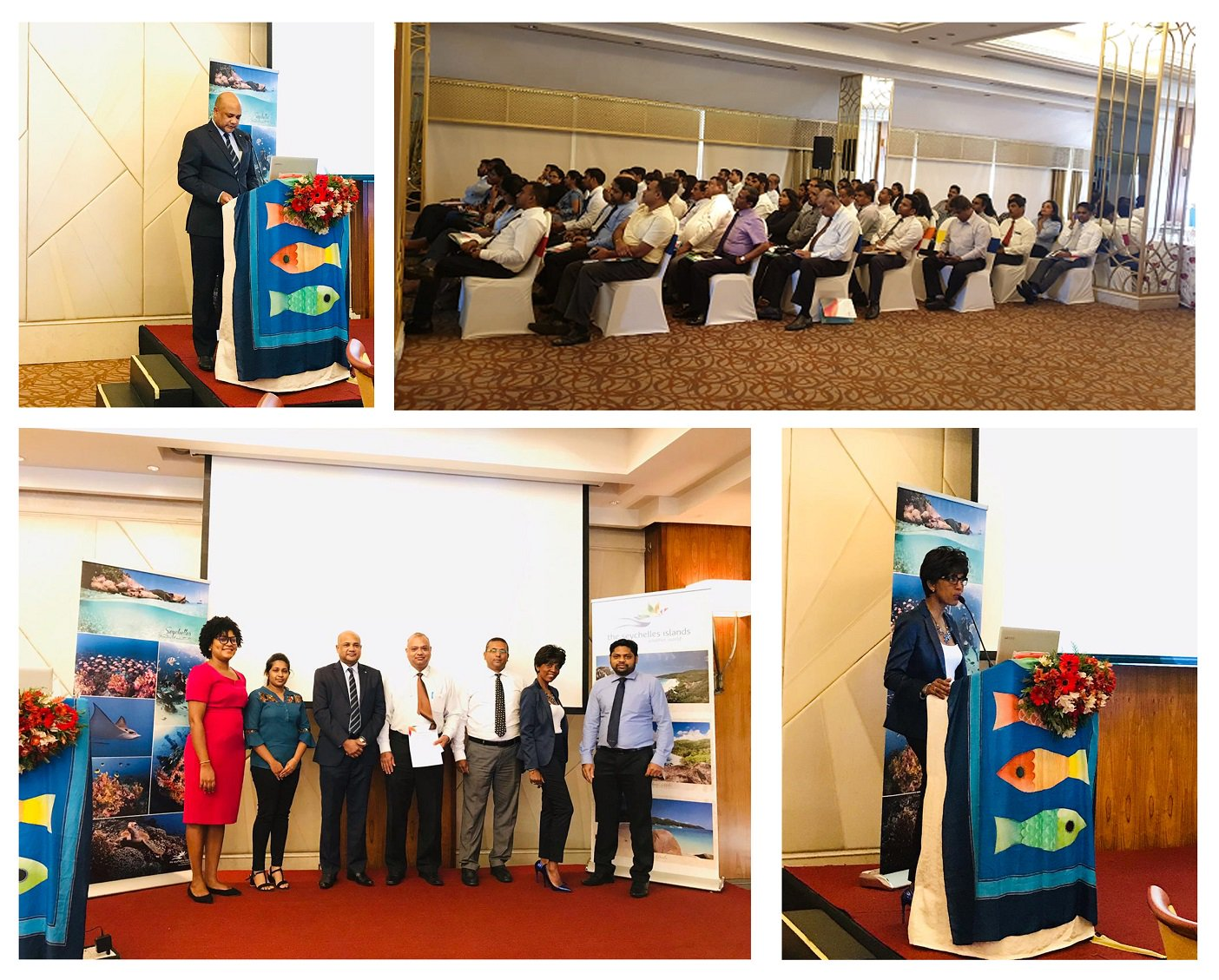 Sri Lankan Agents Show great Interest Towards Destination At Seychelles Tourism Board Workshop  photo
