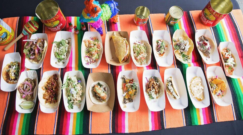 Houston's 5 Best Weekend Food Bets: Tacos Over Texas, Hope Farms Earth Day photo