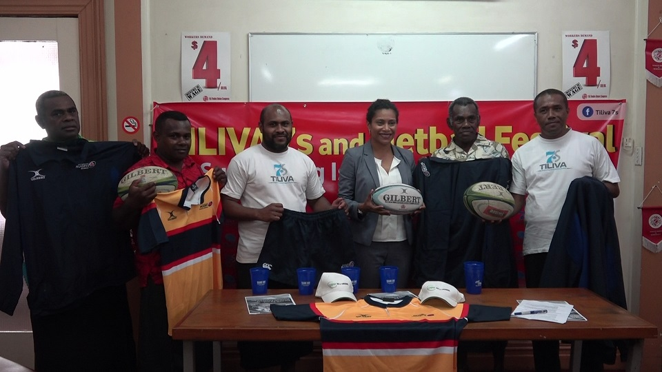 24 Teams Will Compete In The Silverwaters Tiliva 7s & Netball Festival photo