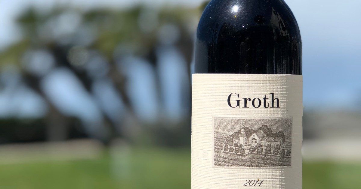 Jrdn Welcomes Napa's Groth Winery To Pacific Beach photo