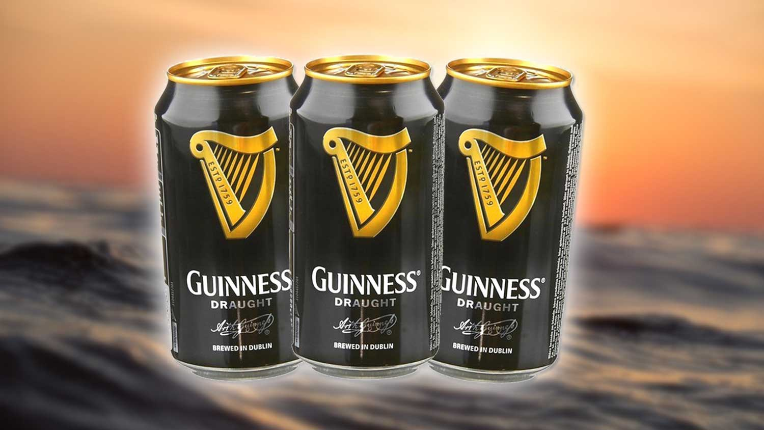 Vegan Guinness Beer Is Now Also Plastic-free photo