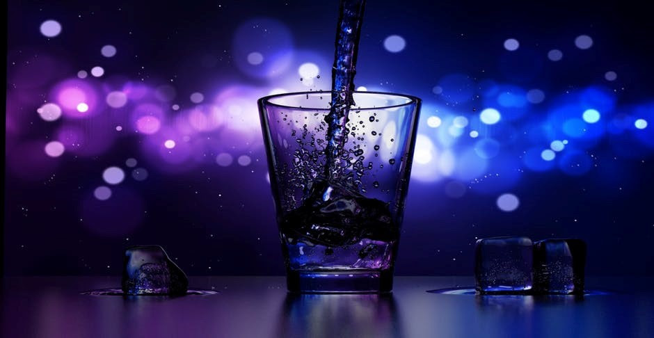 water bar 5 Tips To Keep Your Bar Tab Low