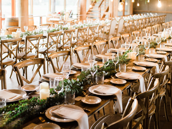 Time To Tie The Knot: Restaurants Where You Can Host Your Wedding photo