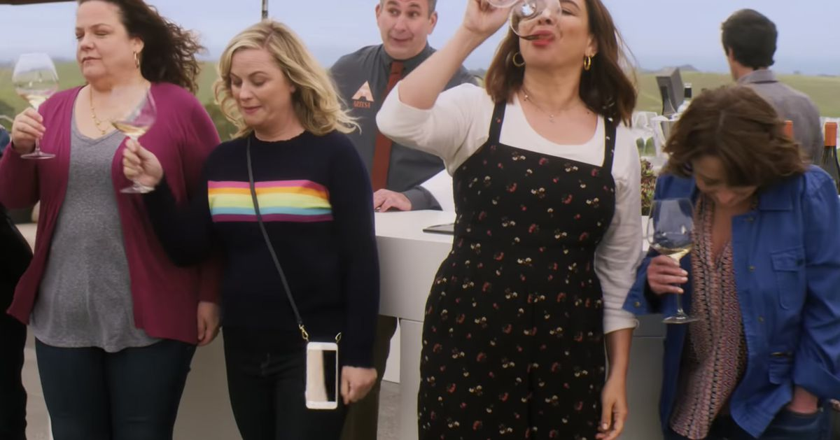 Watch The Trailer For Amy Poehler's Netflix Comedy, Wine Country photo