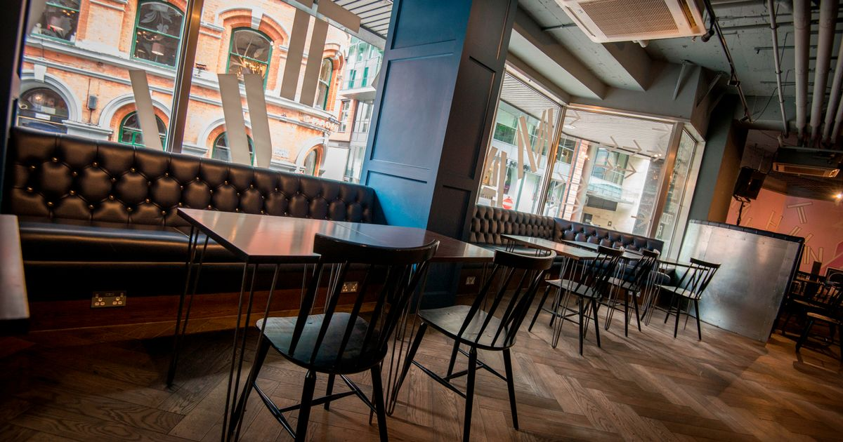 Look Inside The Beer Bar Serving A Mix-and-match Sausage And Mash Menu photo