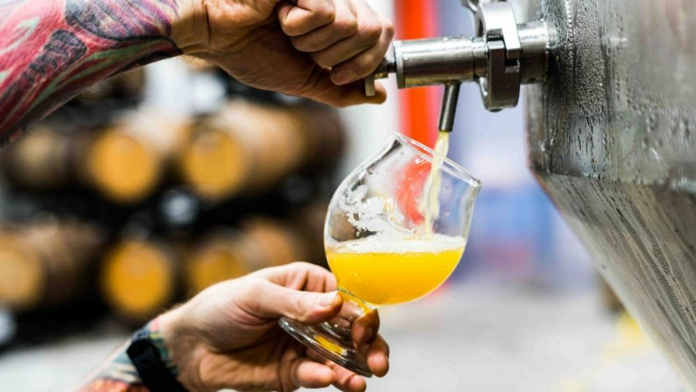 Brewers Across The Globe Are Foraging For Better Beer photo
