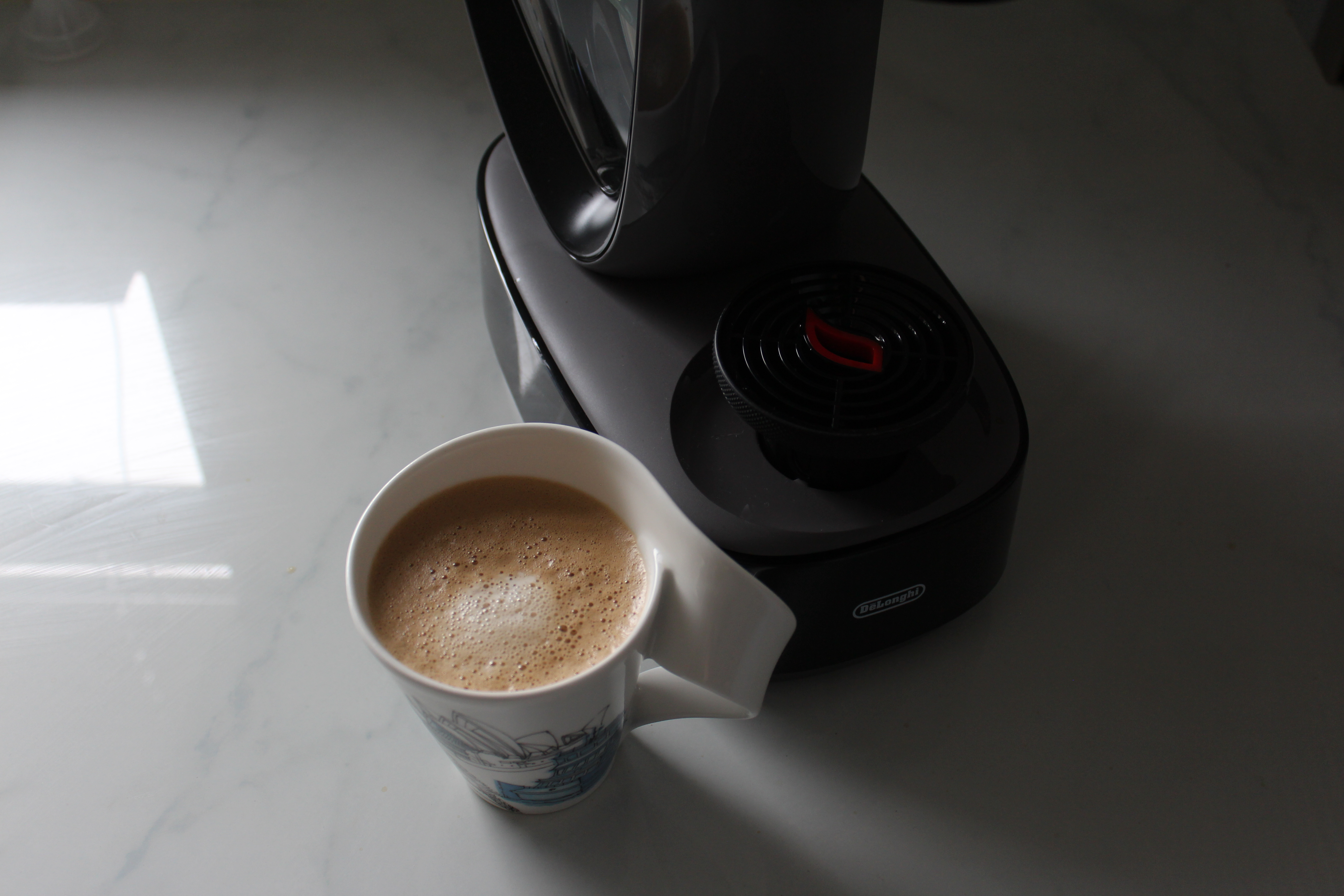 Nescafe? Dolce Gusto Infinissima Manual Review photo