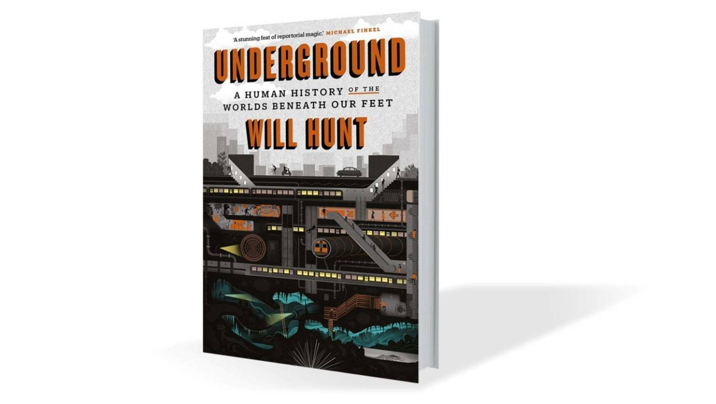 Book Review: Underground By Will Hunt photo