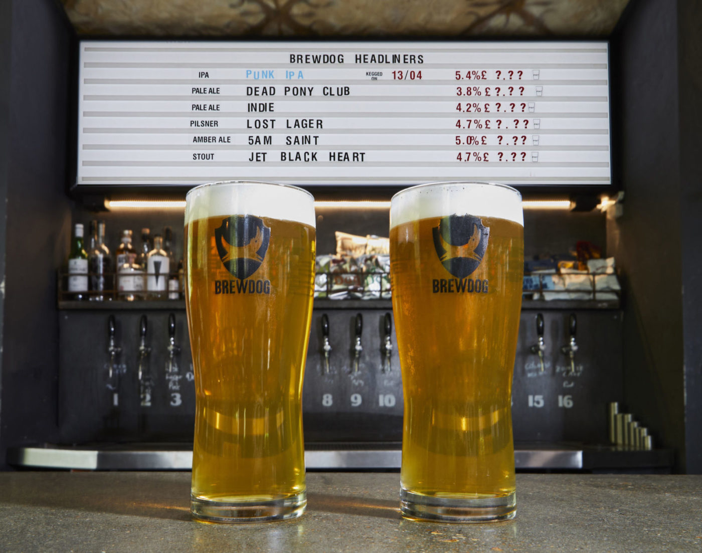 Here's How You Can Pay What You Like For Brewdog Beer From Next Month photo