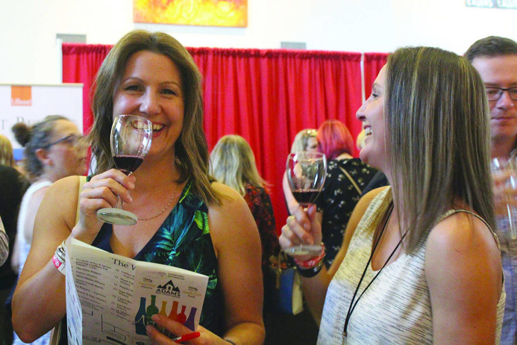 Everything Is Coming Up Rose At This Year?s Art Of Wine Festival In Chilliwack photo
