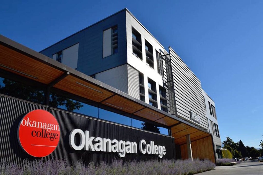 Okanagan College Gives Honorary Awards photo
