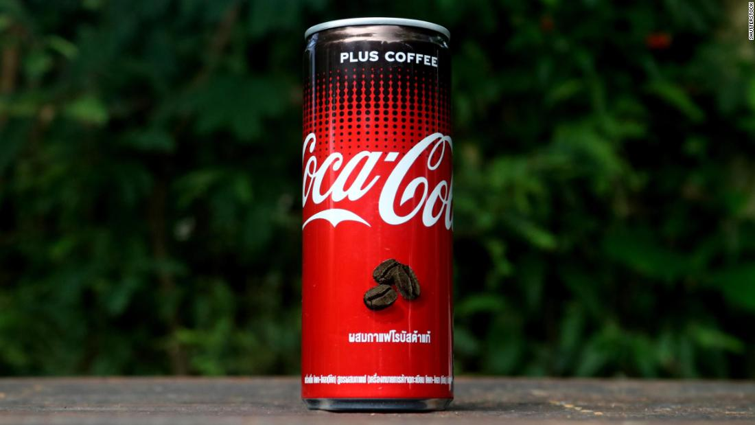 Coca-cola Thinks Americans Are Finally Ready For Coke With Coffee photo