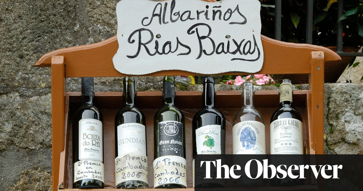 Albariño Spreads Its Wings photo