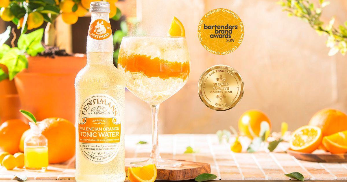 Fentimans' Orange Tonic Celebrates Sparkling Success photo