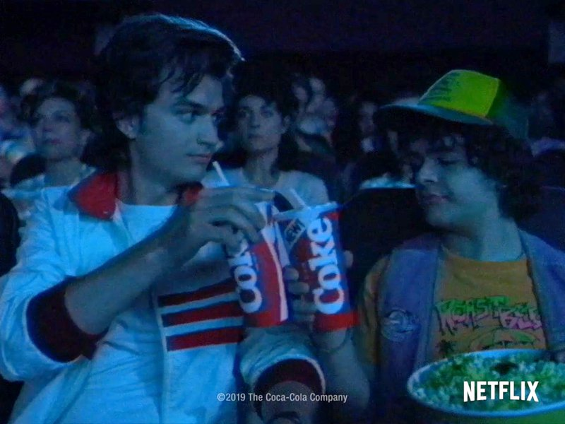 Coca-cola Brings Back New Coke In Partnership With Netflix?s ?stranger Things? photo