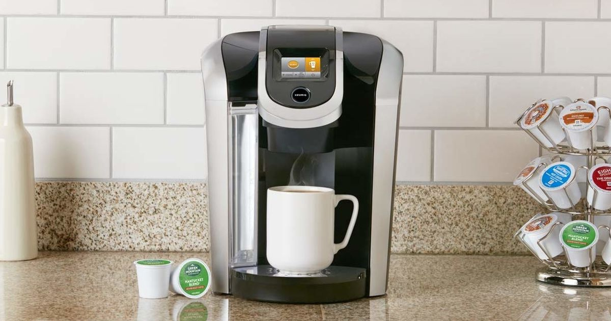 This Keurig Brews A Cup Of Coffee In Under A Minute — And It's On Sale photo