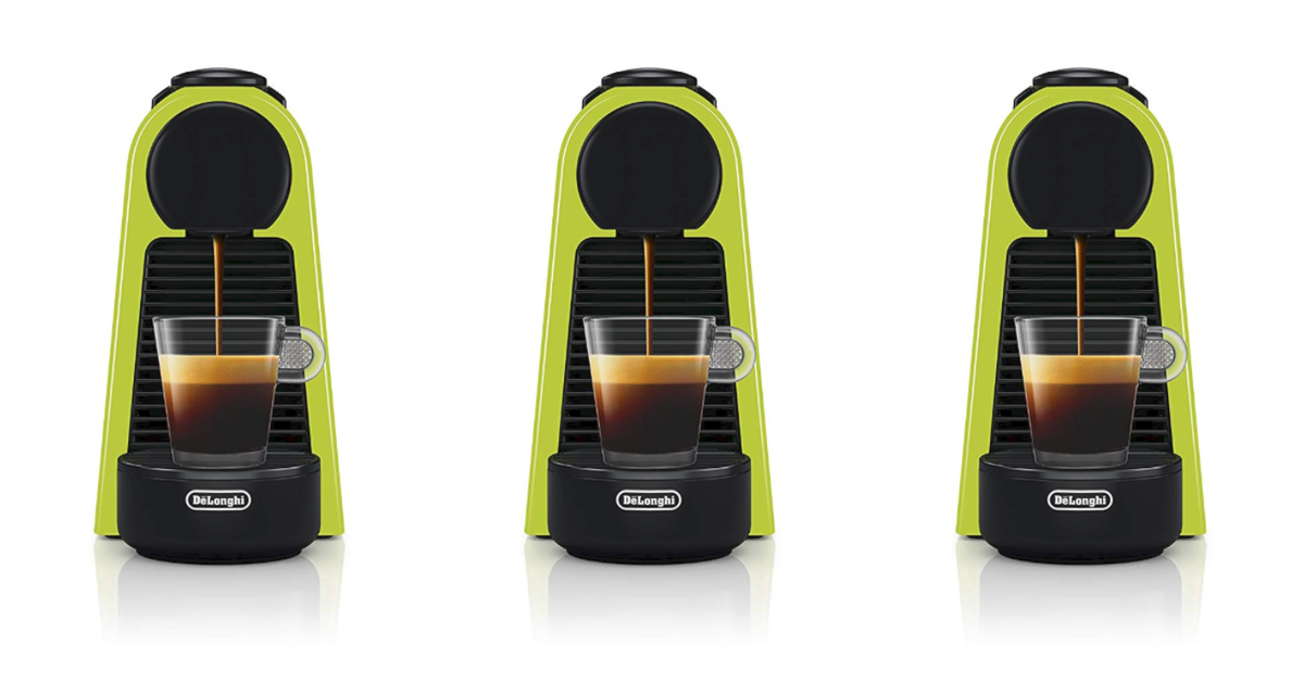 Need A Caffeine Fix? Nespresso's Essenza Mini Espresso Maker Is On Sale For $51 Off On Amazon photo