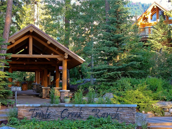 Living Luxe The Cowboy Way In Montana photo