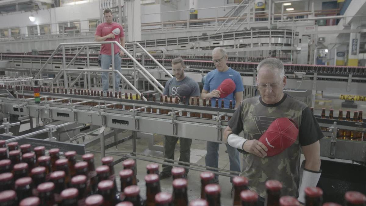 Budweiser Shares Moment Of Silence During Memorial Day Brewery Shutdown photo