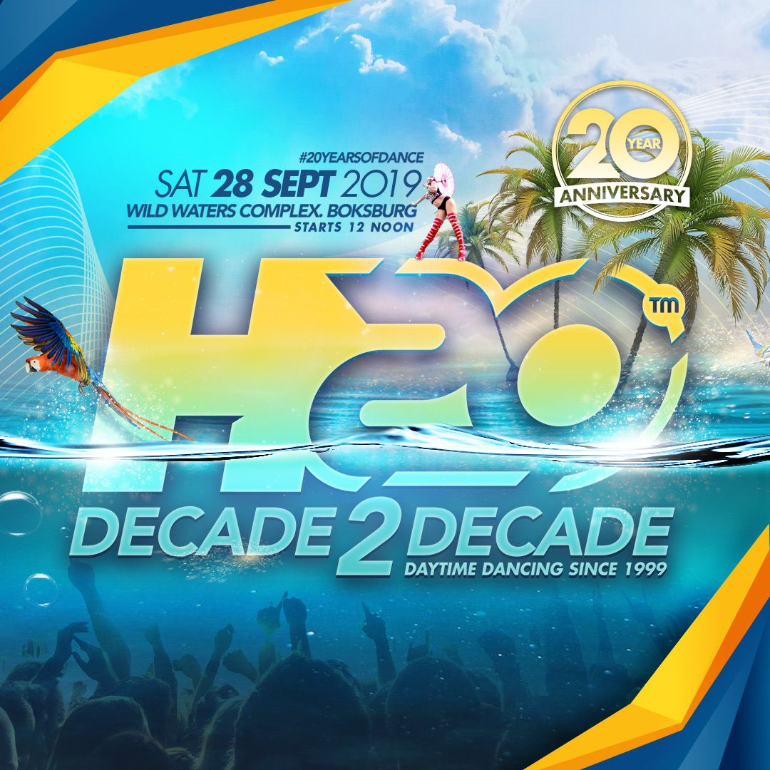 3 International Acts To Perform At H2o Decade 2 Decade photo