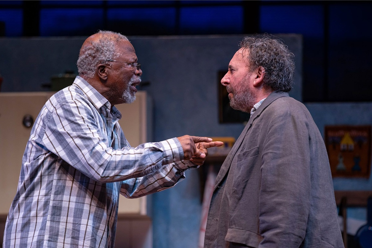 John Kani's Kunene And The King Is A Triumph And A Privilege photo