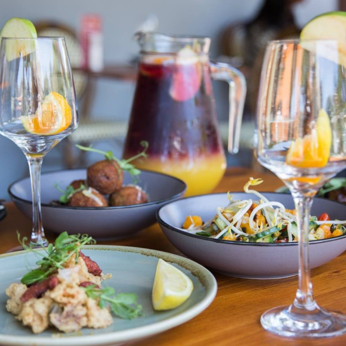 Free glass of Sangria when you order any 2 tapas photo