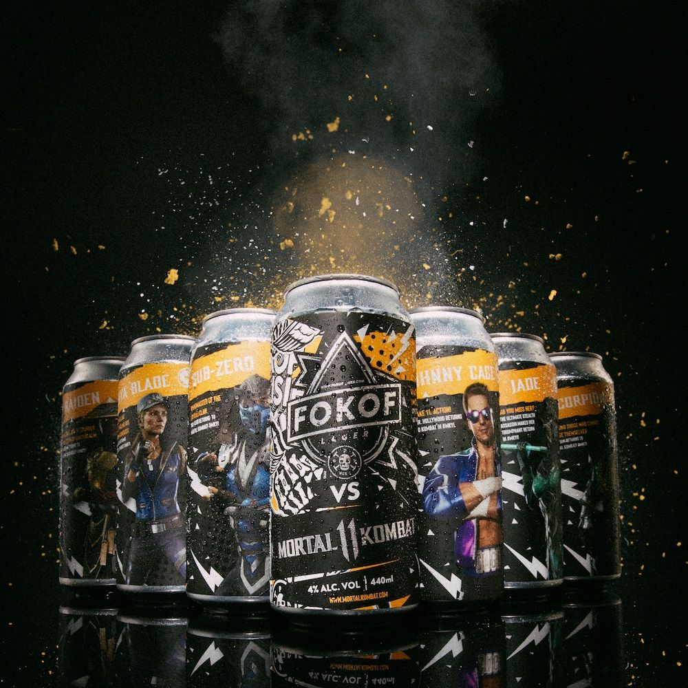 #freshontheshelf: New From Fokof Lager, Cape Herb & Spice, Twix And Fitch & Leedes photo