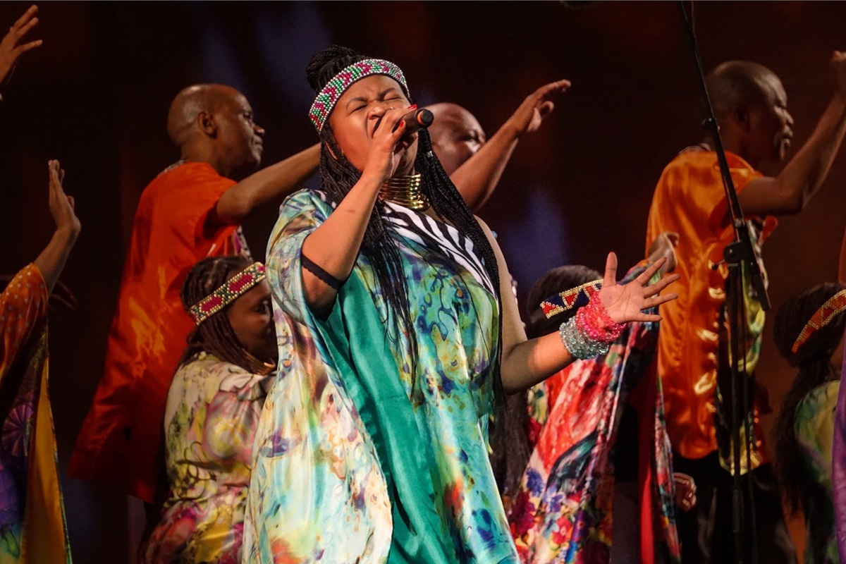 Soweto Gospel Choir, Jack Mantis Band And Auriol Hays To Support Ben Harper On Sa Tour photo