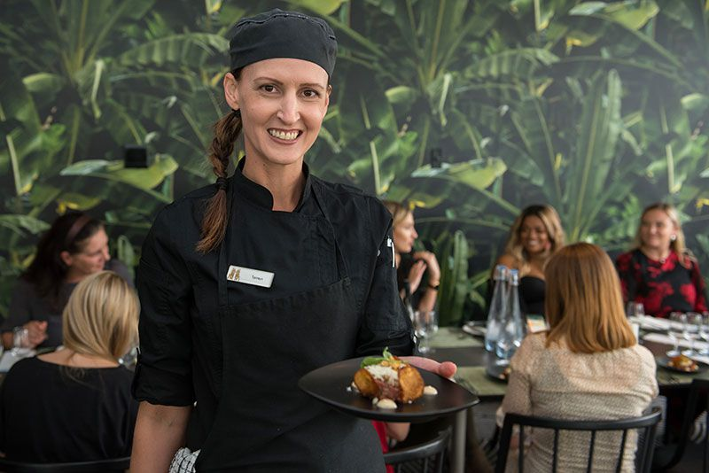 Q&a W/ 15 On Orange Hotel, Autograph Collection, Executive Chef Tamsyn Wells photo