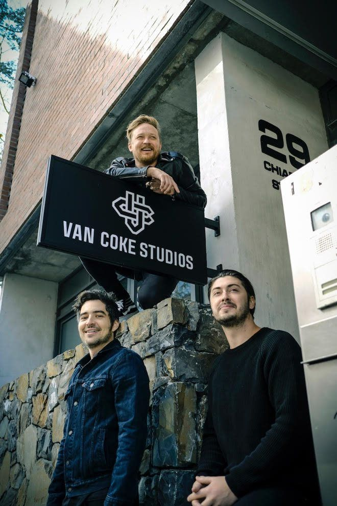 Francois Van Coke Opens Songwriting, Production House In Cape Town photo