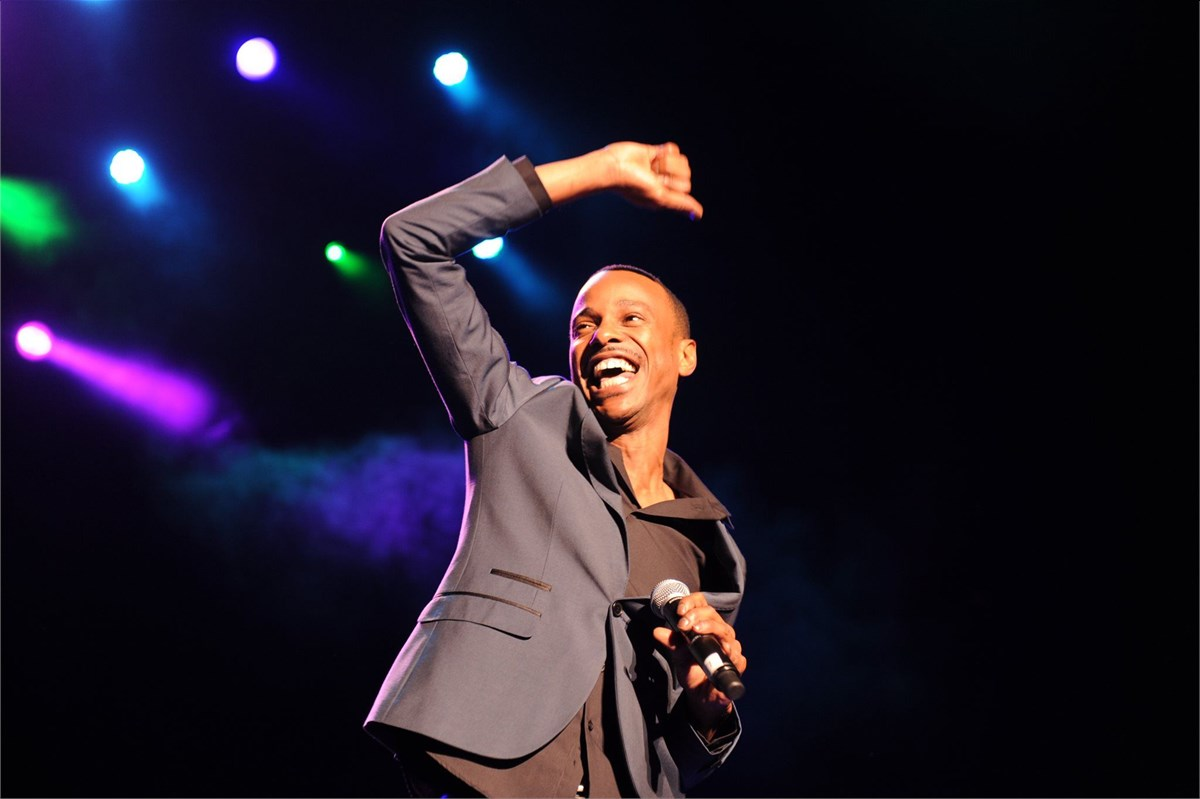 Tevin Campbell To Return To South Africa photo