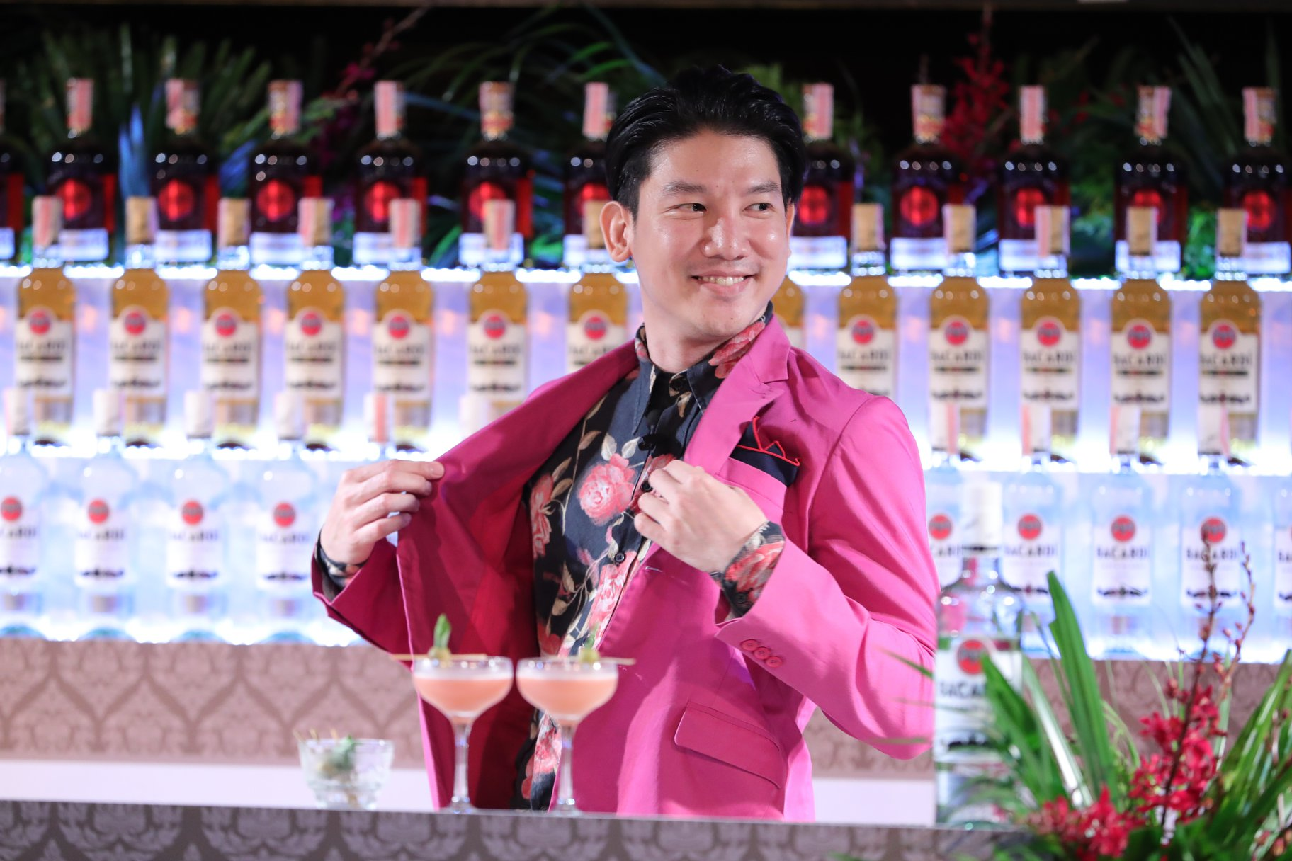 Thailand?s Ronnaporn ?neung? Kanivichaporn Wins Bacardi Legacy 2019 photo