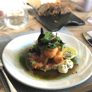 The Wine You Should Be Drinking At Reuben's New Sandton Restaurant photo