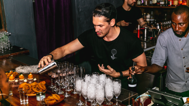 Bartending A Global Career Inspired By Travels And Cuisine photo
