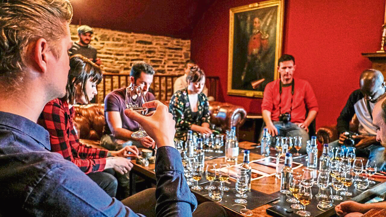 'record-breaking' Whisky Festival Comes To An End photo