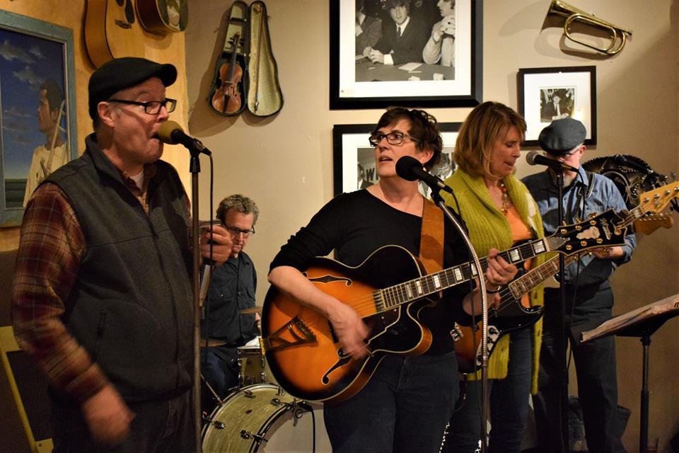 Silver Crow Asylum ? Americana, Blues, Jazz At Marble Brewery, Albuquerque photo