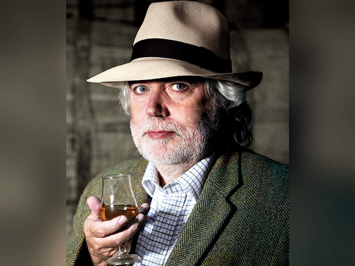 Jim Murray To Come To Mumbai To Conduct Whiskey Blind Tastings photo