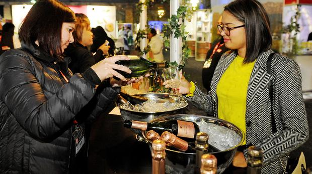 There's Lots To Taste And Explore At #thewineshow In Johannesburg photo