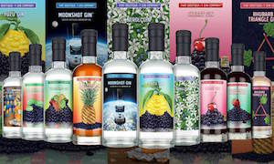 That Boutique-y Gin Company Increases Bottle Sizes For Free photo