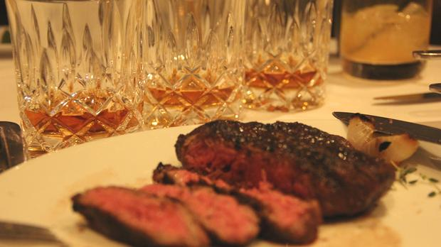 Hq's Whisky Dinner Is Back This Wednesday photo