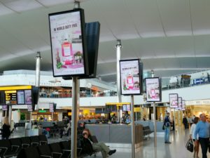The Chase Is On: Chase Distillery Launches Ooh Advertising Campaign And Summer Party Activation At Heathrow photo