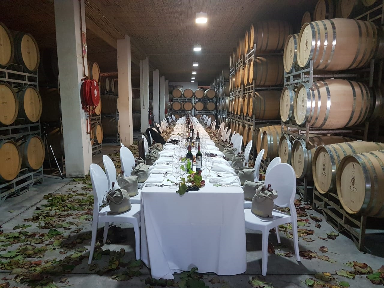 Alto Wine Estate Celebrates 100 Years Of Winemaking With A Winter-worthy Feast photo