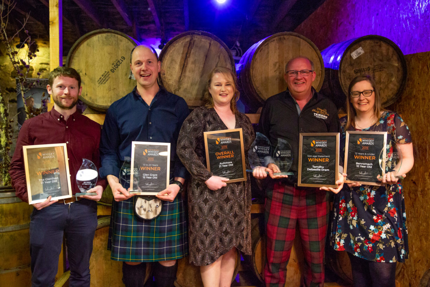 Spirit Of Speyside Whisky Award Winners Revealed photo