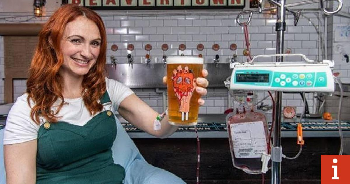 Beavertown Brewery Offers Free Beer In Exchange For Donating Blood photo