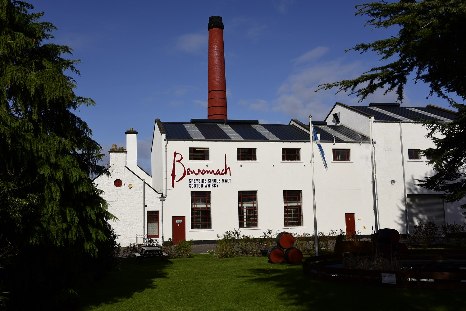 Spirit Of Speyside Whisky Honour For The Benromach photo